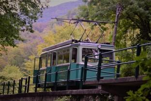 Drachelfels railway