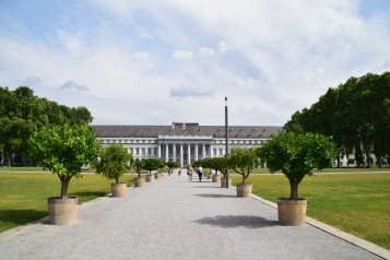 Kurfürstliche residenz Koblenz